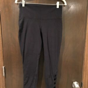 Old navy athletic capris